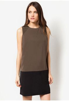 ZALORA Embellished Yoke Shift Dress #onlineshop #onlineshopping #lazadaphilippines #lazada #zaloraphilippines #zalora