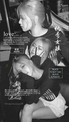 Lisa Blackpink Wallpaper, Rose Wallpaper, Mileena, Rose Park, Rose Pictures, Park Chaeyoung, Blackpink Photos, Kpop Aesthetic, K Idols
