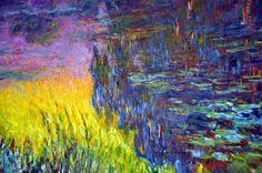 Claude Monet | Claude Monet, the Water-Lilies, Paris and L'Orangerie @ Jennifer Lyn ...