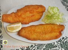 Cotolette di pesce persico | ricetta facile
