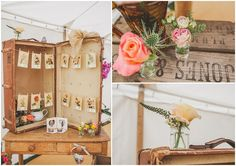 Steph and Will's Relaxed Country Wedding With a Touch of Floral Luxe and Vintage Lace. By Jordanna Marston