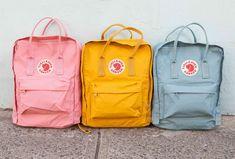 Fjallraven Kanken: Their Most Popular Backpack - Vsco Girl