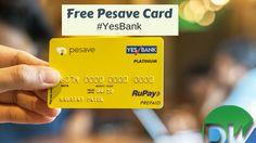 【Get Free Pesave Card 】Rs 50 Free Credit   Rs 50 Per Refer