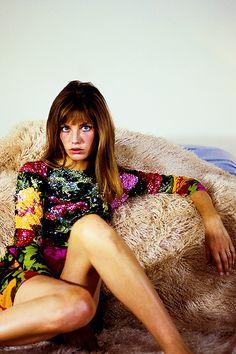 Jane Birkin, C.1960's