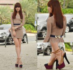 fashion - girly dress.