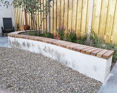 Garden Yard Ideas, Garden Landscaping, Backyard, Patio, Small Garden Design, Nature Decor, Outdoor Living, Sidewalk, Planters