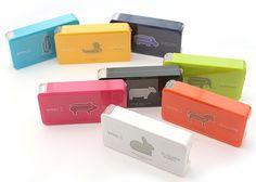 Midori Animal-Shaped Paper Clips
