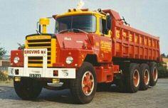 Mack DM dump truck Cool Trucks, Big Trucks, Old Mack Trucks, Steyr, Dump Truck, Semi Trucks, Dutch, Vintage Iron, Rigs