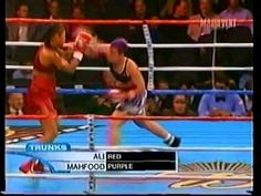 """Laila Ali Highlights """"Close Your Eyes"""""""