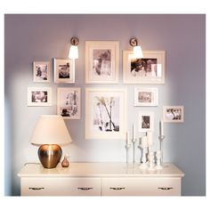 56 Ideas For Wall Gallery Sizes Frame Layout Decoration Bedroom, Wall Decor, Frame Decoration, Decor Room, Inspiration Wand, Frame Layout, Home Decoracion, Ikea Bedroom, Bedroom Ideas