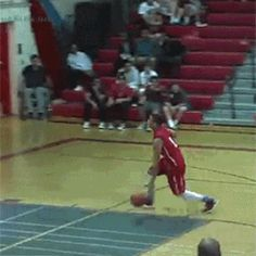 24 GIFs That Prove Absolutely Anything Can Happen In Sports