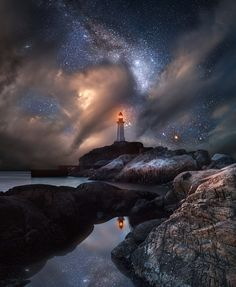 #Lighthouse in #Canada by Daniel Greenwood on 500px   -   http://dennisharper.lnf.com/