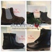 stock calzature bimbi collezione corrente a/i