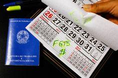 Calendário de saques do FGTS vai de 10 de março e 14 julho
