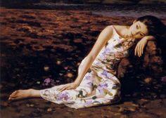 Oil Paintings by Xie Chuyu
