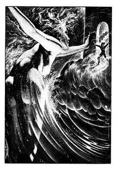 Virgil Finlay Art | All Images Virgil Finlay (1914 -1971)