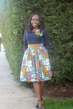 Pretty Girls Sew April Sew-Along Theme: F L O R A L S ~Latest African Fashion, African women dresses, African Prints, African clothing jackets, skirts, short dresses, African men's fashion, children's fashion, African bags, African shoes ~DK