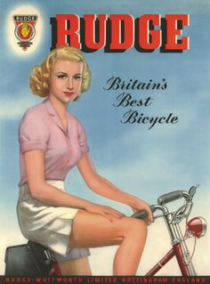 Rudge, Britain's best bicycle ~ Anonym