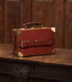 Cartridge Magazine 100R Oak/Leather