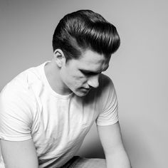 A classic look in a modern day. www.pomade.com Get your #pomade today. #barbershop