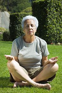 Mindfulness Meditation Helps Seniors Relieve Loneliness