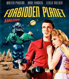 """Forbidden Planet"" (1956)"
