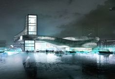 Kaohsiung City's Pop Attraction by Studio Gang
