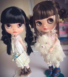#blythedoll #doll #blythecustom #customblythe #blythe