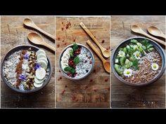 Finger food pregatit in 10 minute din 2 ingrediente: gustos, atractiv si deosebit Chia, Energy Bars, Granola, Acai Bowl, The Creator, Finger Food, Breakfast, Recipes, Fine Dining