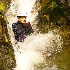 #Rafting und #Canyoning im #Ahrntal in #Südtirol