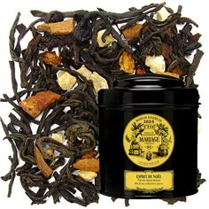 ESPRIT DE NOËL® - Festive black tea - with sweet spices