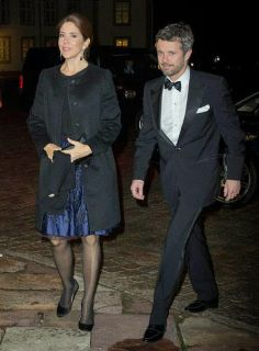 MYROYALS &HOLLYWOOD FASHİON: Danish Royal Family attended a concert-Crown Princess Mary and Crown Prince Frederik