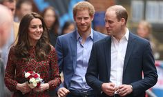 'Tis the season for holiday parties! Kate Middleton, Prince Harry and Prince William helped spread cheer at the 2016 Heads Together and The Mix annual Christmas party, which celebrates volunteers and counselors who support people going through difficult times.
