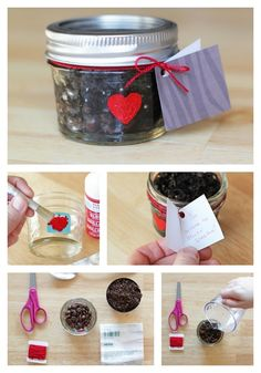 Seed Starter | 40 DIY Valentine's Day Gifts They'll Actually Want