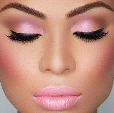 Valentine's Day 2014 Makeup Ideas http://www.motivescosmetics.com/zsazsaskybeauty/??refEmail=&switchPrdCountry=USA