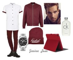 """""""Boys With Style"""" by janinelolove on Polyvore featuring Basicon, Topman, Timberland, Tag Heuer, Speck, Calvin Klein, Sebastian Professional, men's fashion and menswear"""