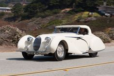 1939 Talbot Lago T150C SS Figoni & Falaschi Cabriolet. Only 2 made,