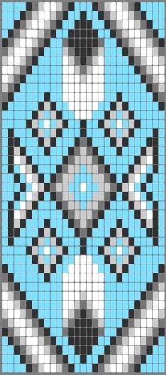 Resultado de imagen de loom bead patronen