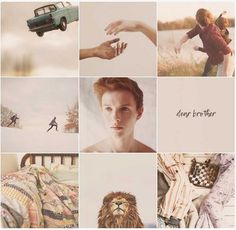 hp characters: George Weasley          Well, we find we appreciate you more and more, Mum, now we're washing our own socks.