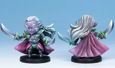 Phyx miniature painted by Elizabeth Beckley.