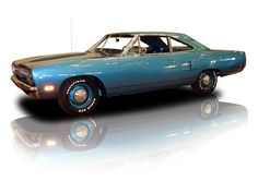 1970 Plymouth Road Runner.