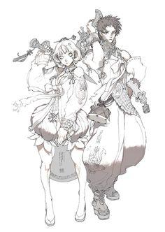 ブレイド&ソウル(Blade&Soul)、キム・ヒョンテADが伝える、Bloodlustからの手紙の画像4.jpg-オンラインゲームズーム