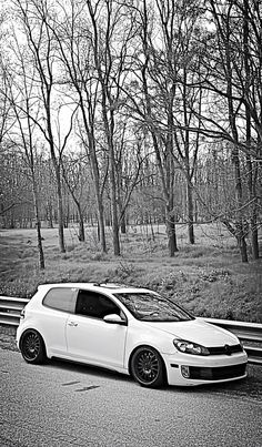 Black and White MK6