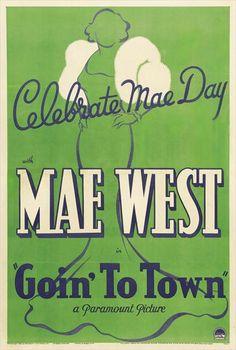 Mae Day! - Mae West