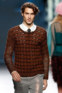 homme—models:  Francis Montesinos Fall/Winter 2012