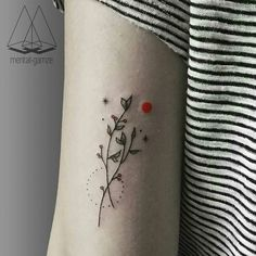 Mentat Gamze tattoos