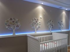 Absolutely Nursery Lighting Idea Baby Room You Decor Flower Tree Canada Uk Fixture Ceiling Australium John Lewi Tip