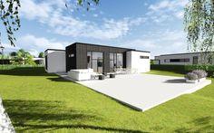 Arkitekt typehuse m2concept drømmehus Danmark