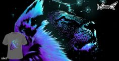 T-shirts - Design: Dande-lion II - by: Anthony Aves