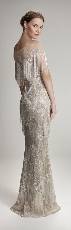 I LOVE this gown! Hamda al Fahim Autumn/Fall Collection